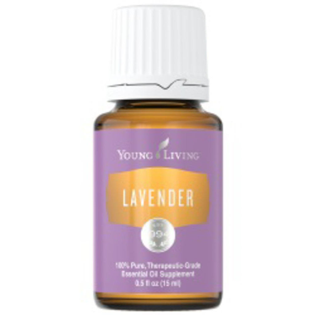Young Living Lavender Essential Oil 15 ml | YL-3575-15ML | Horse O Peace