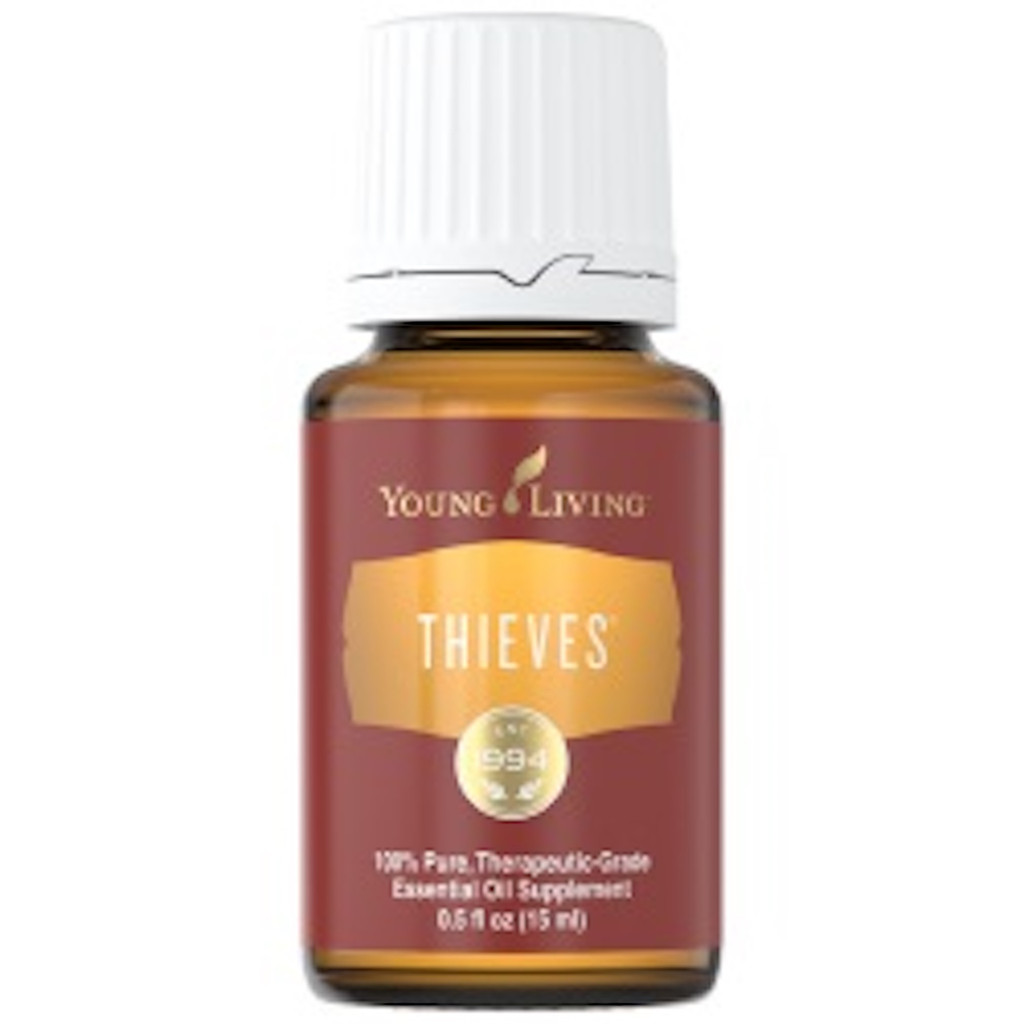 Young Living Thieves Essential Oil 15 ml  | YL-3423-15ML | Horse O Peace