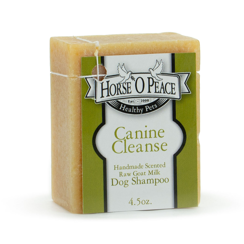 Healthy Pet - Canine Cleanse - Goat Milk Dog Shampoo