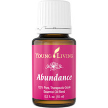 Young Living Abundance Essential Oil 15 ml  | YL-3300-15ML | Horse O Peace