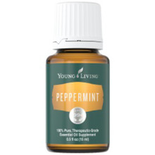 Young Living Peppermint Essential Oil 5 ml | YL-3614-15ML | Horse O Peace