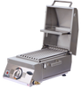 Refurbished Demo Grill, Solaire AllAbout, hood up