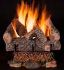 "18"" Crestline Oak by Rasmussen Gas Logs, complete set"