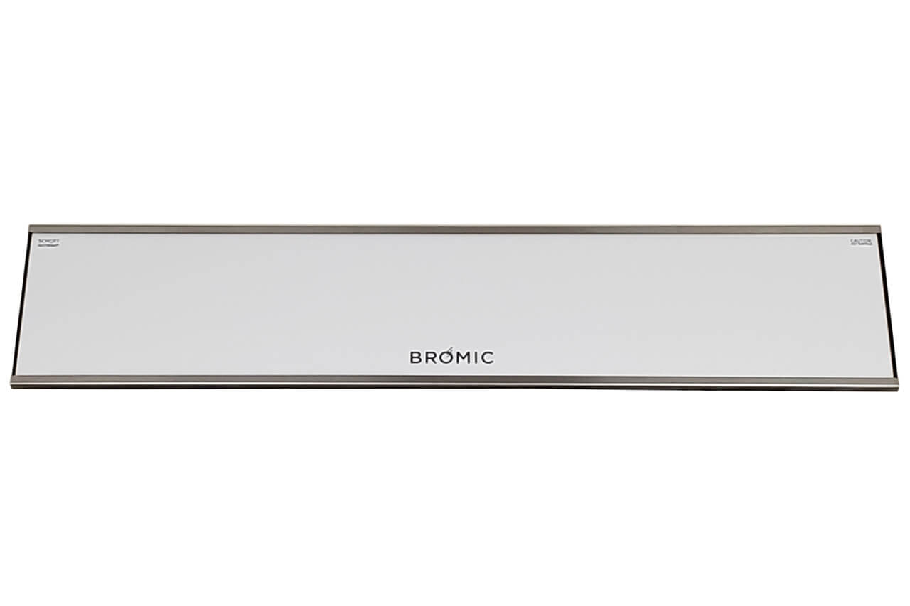 Bromic 2300 Watt Platinum Electric Heater - White