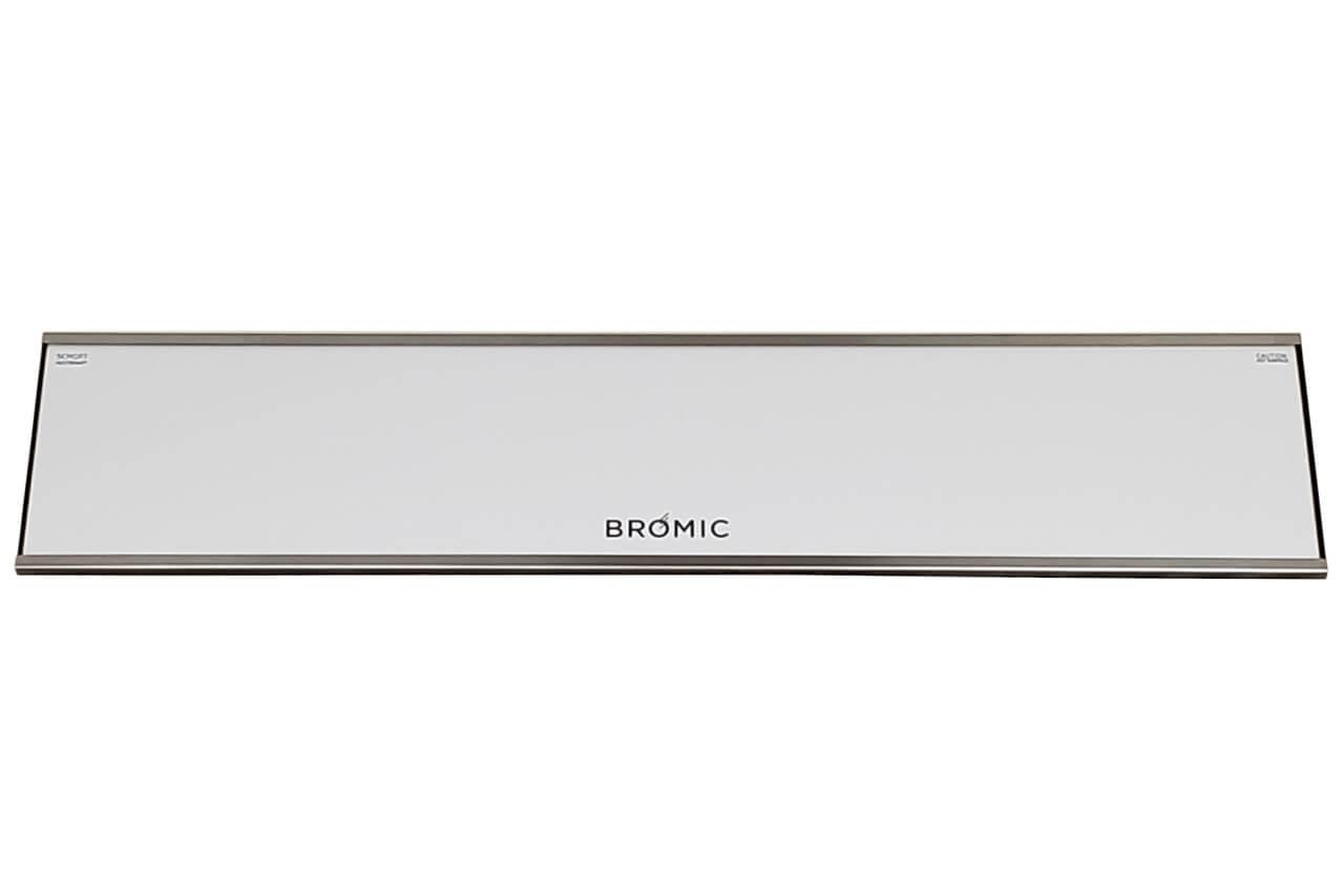 Bromic 2300 Watt Platinum Electric Heater - White
