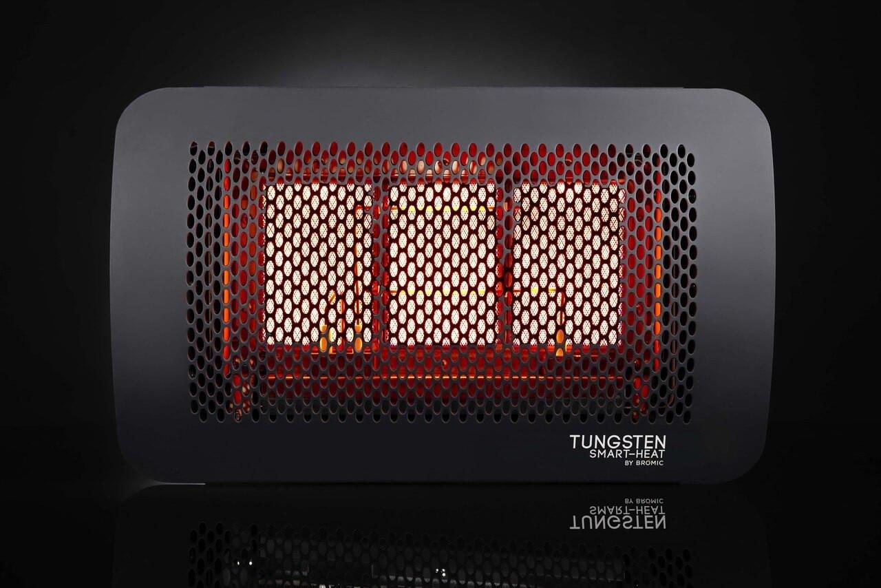 Bromic Tungsten Smart-Heat 3 Burner Radiant Gas Heater, Natural Gas, Background