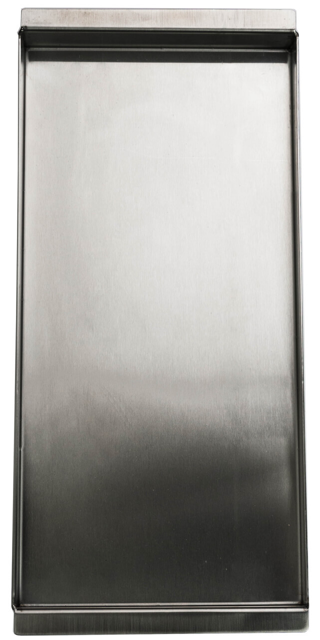 BBQ Tray for 21XL Solaire Grills, Top Down View