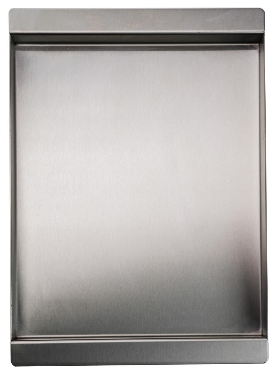 BBQ Tray for 27 Inch Solaire Grills, Top Down View