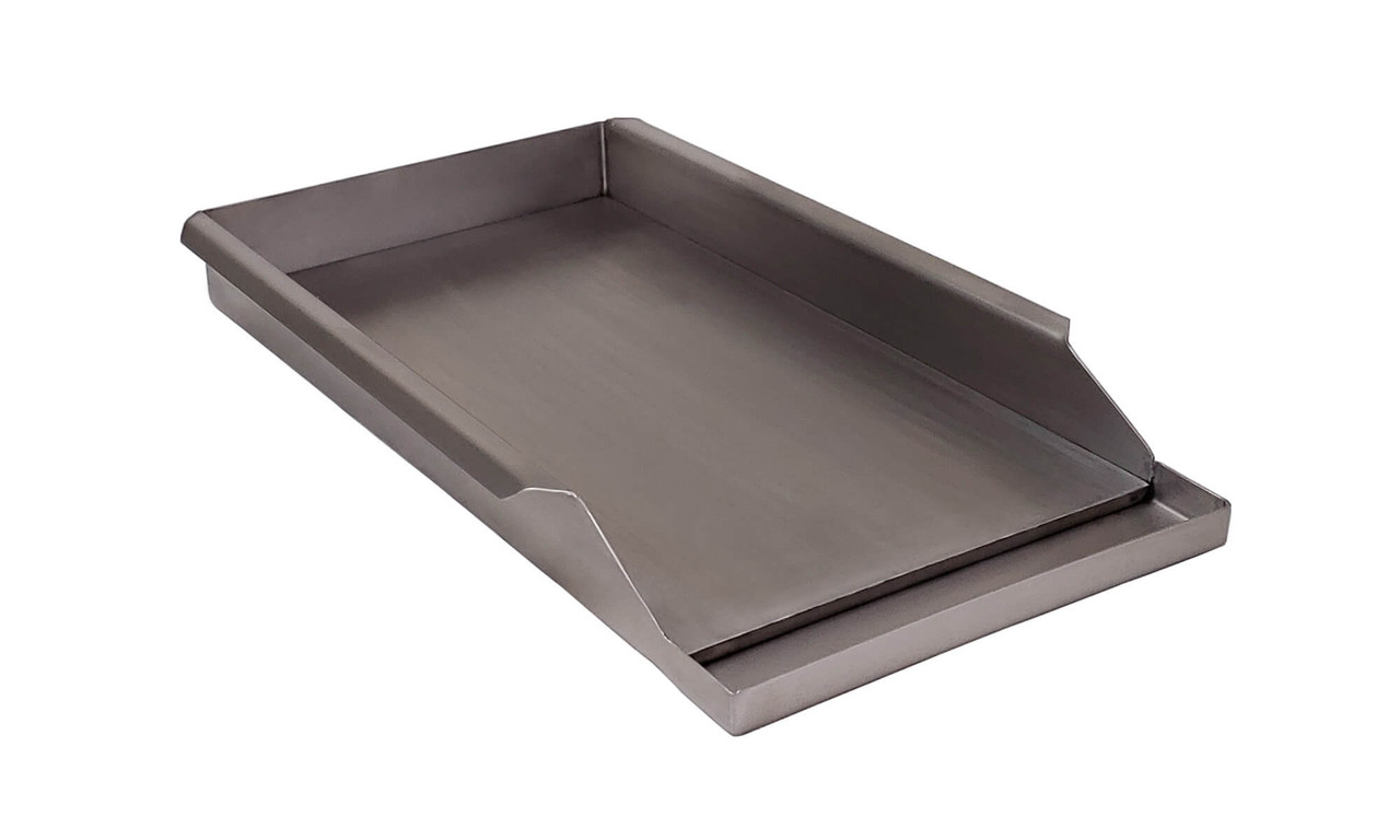 Griddle Plate for 21XL Solaire Grills side view