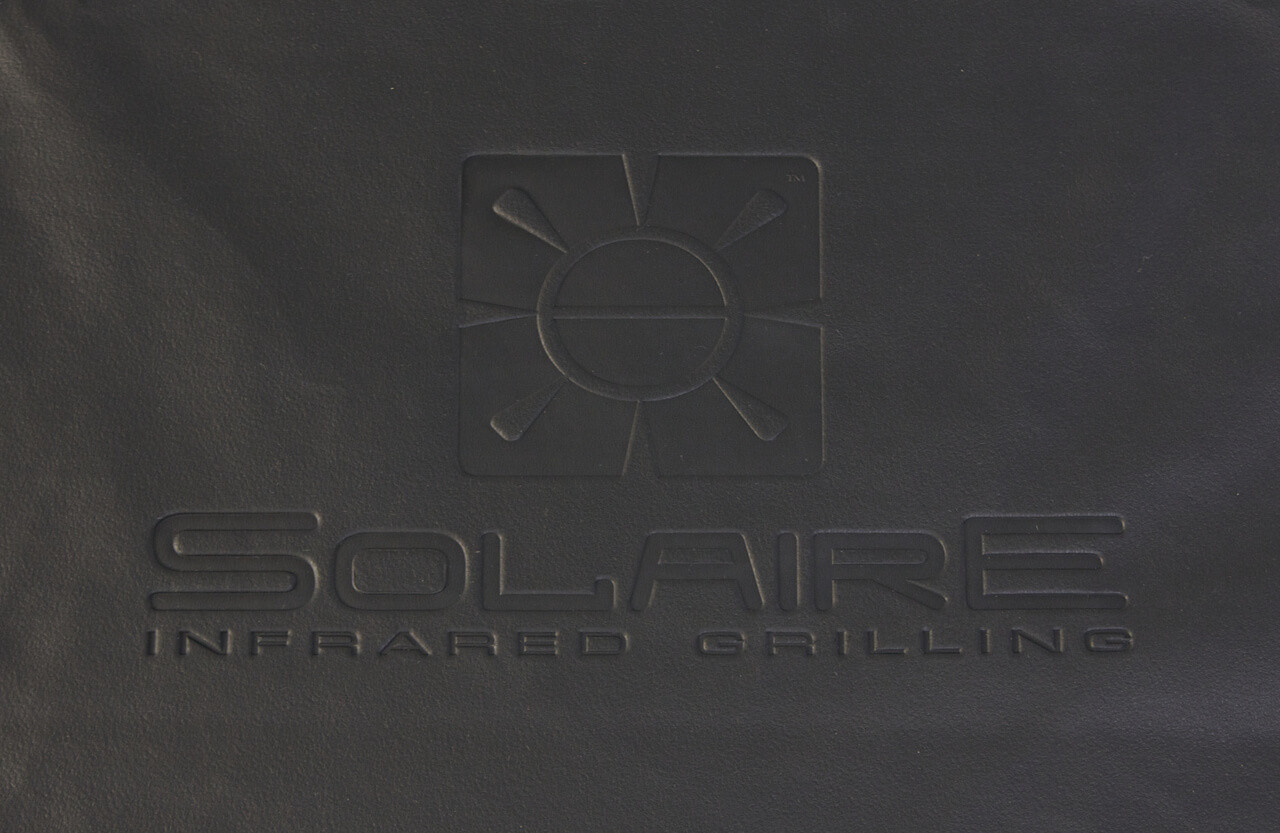Embossed Solaire Logo