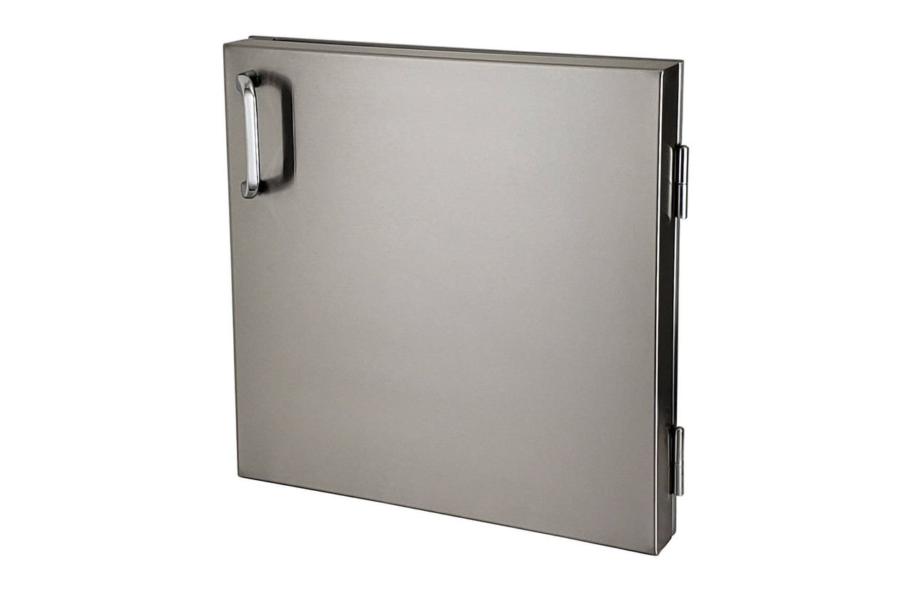 """Solaire 21"""" Stand-Off Access Doors for Outdoor Kitchens"""