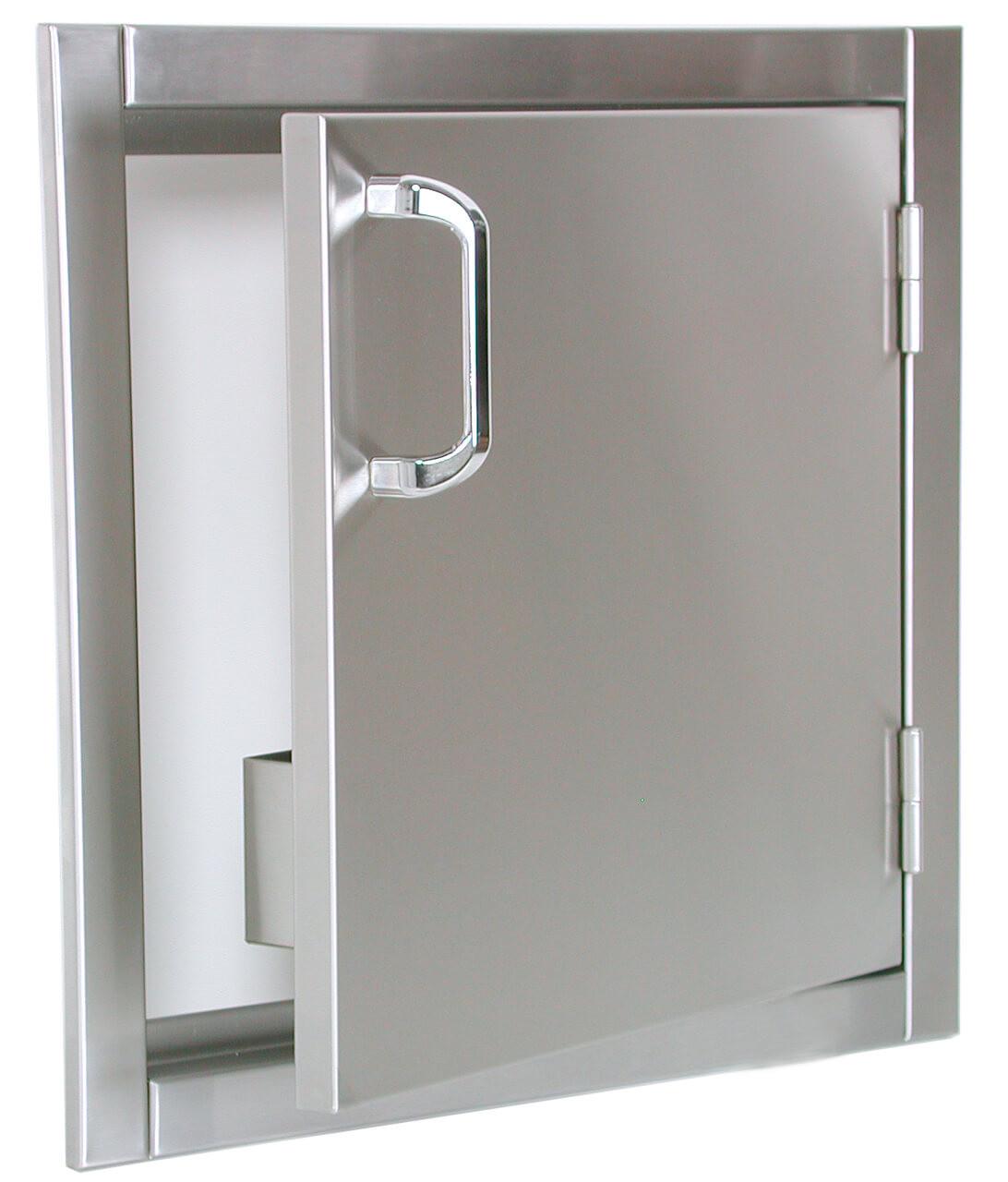 """21"""" Access door, Flush mount, for Built-in Islands"""