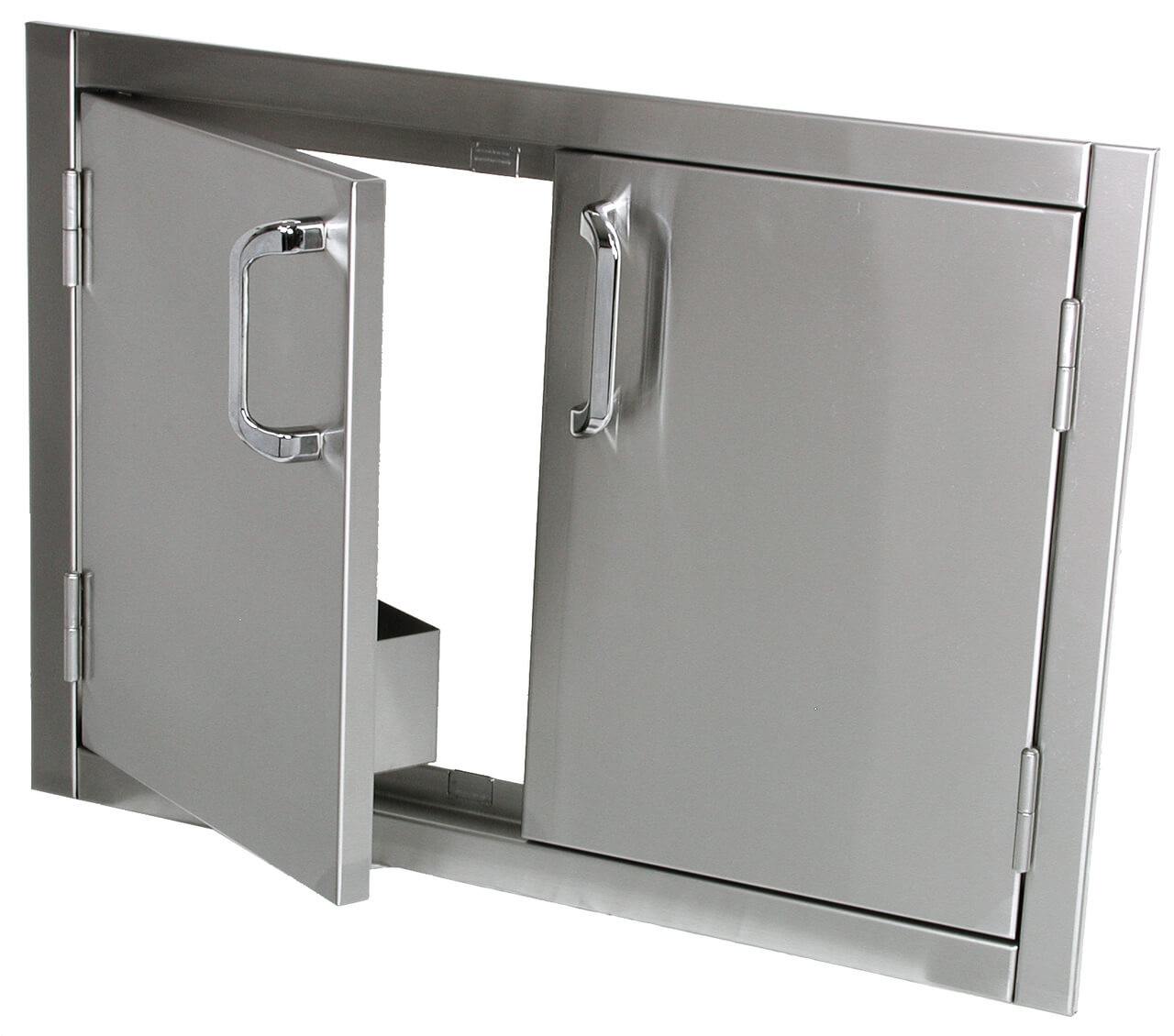 "30"" Access doors, Flush mount, for Built-in Islands"