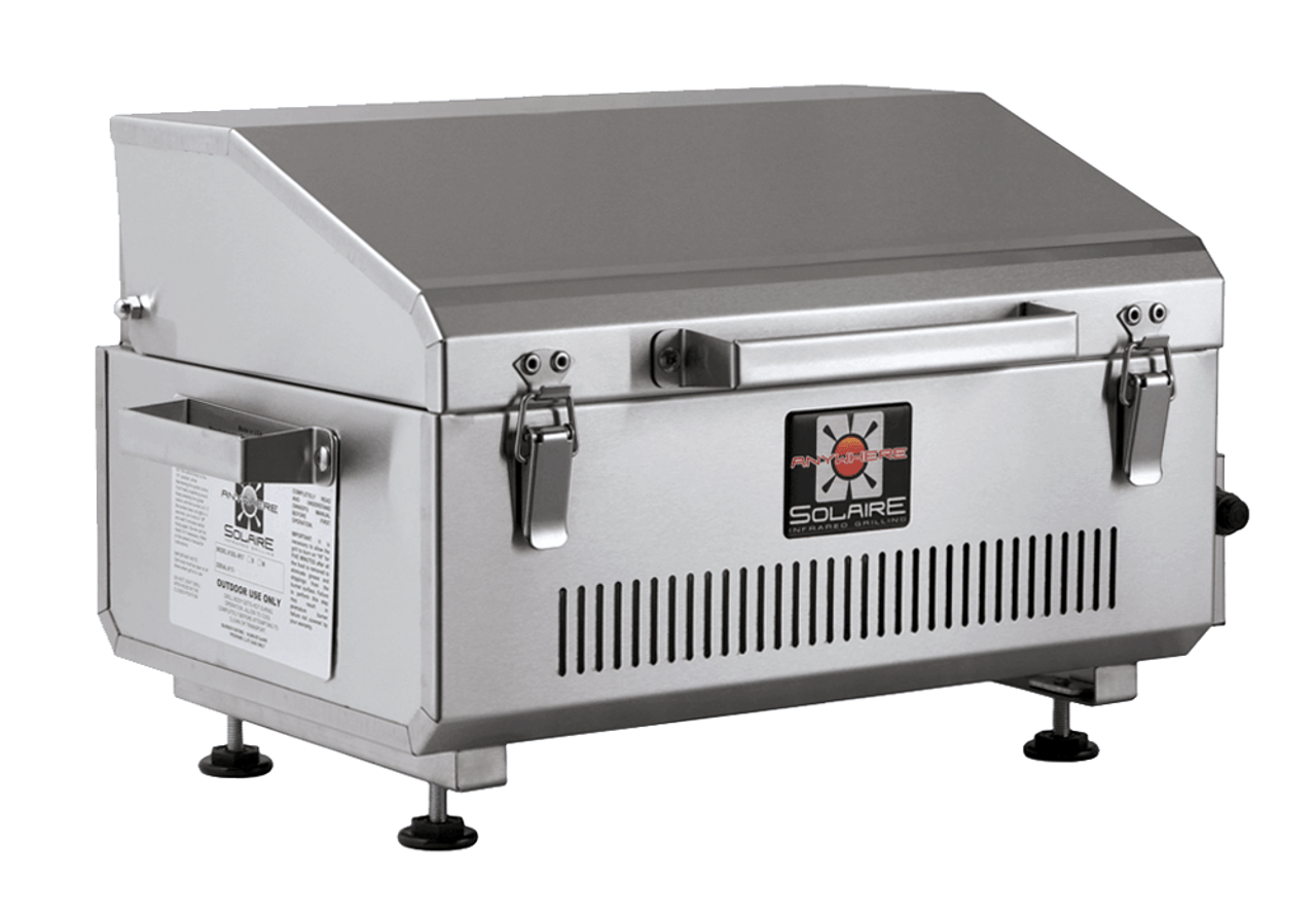 Solaire Anywhere Marine Portable Infrared Grill