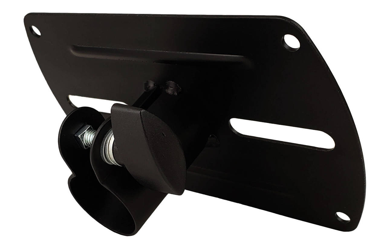 Tripod mounting bracket, Front View