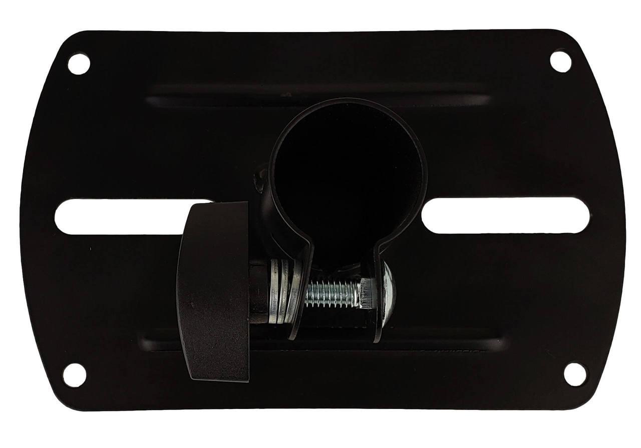 Tripod mounting bracket, Bottom Up View