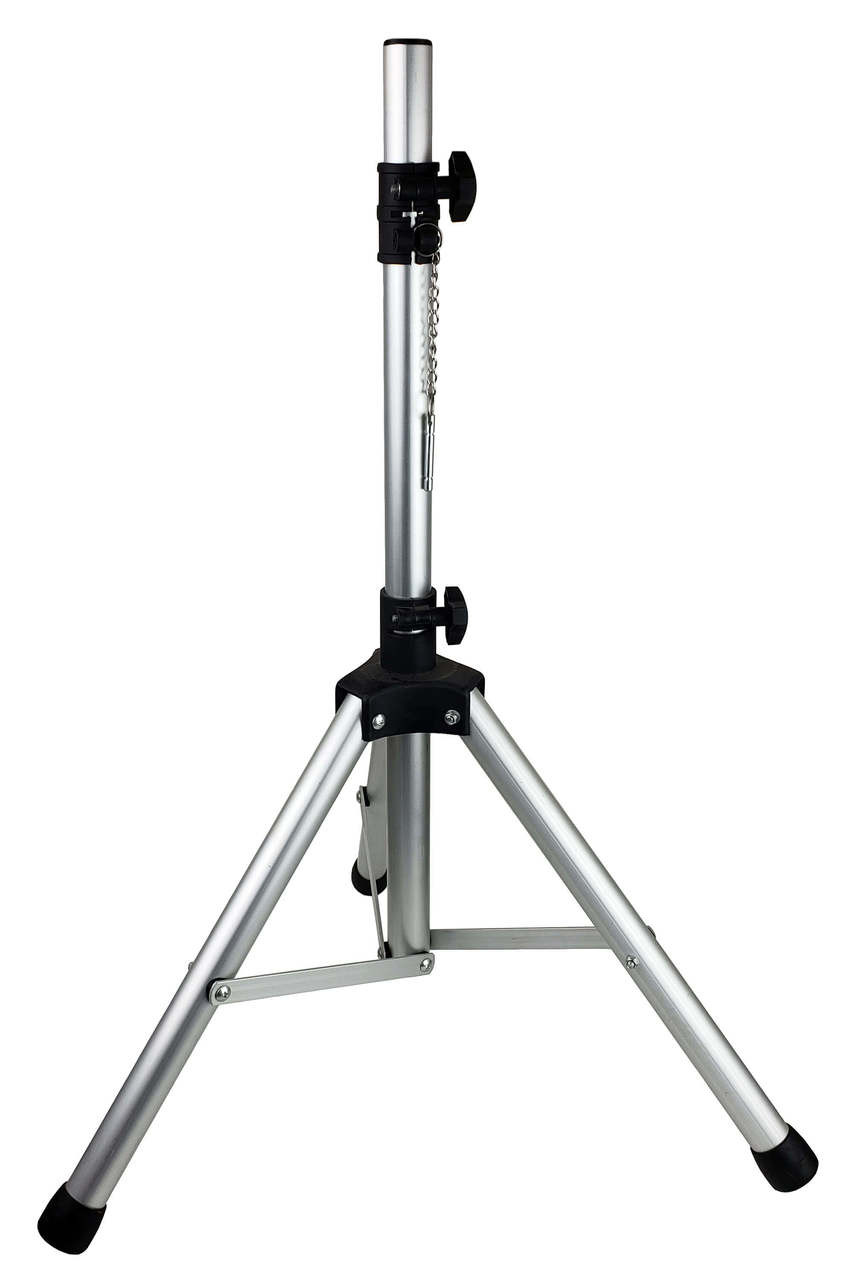 Solaire Anywhere and AllAbout Single Tripod base, Open