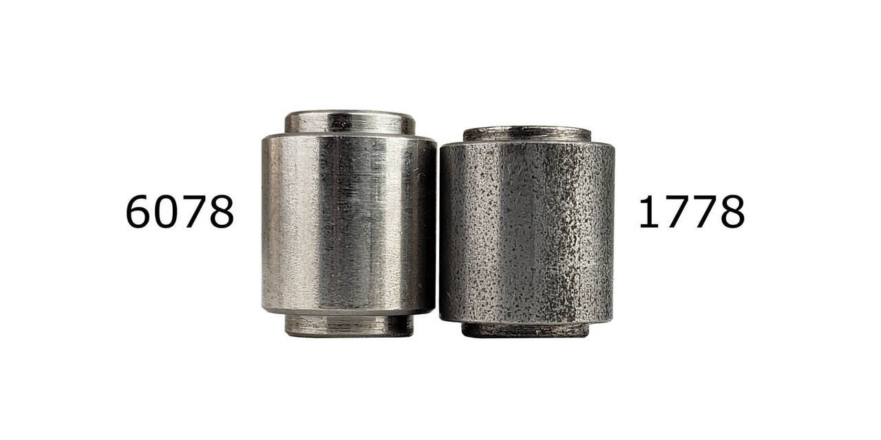 Hood Spacer Size Comparison
