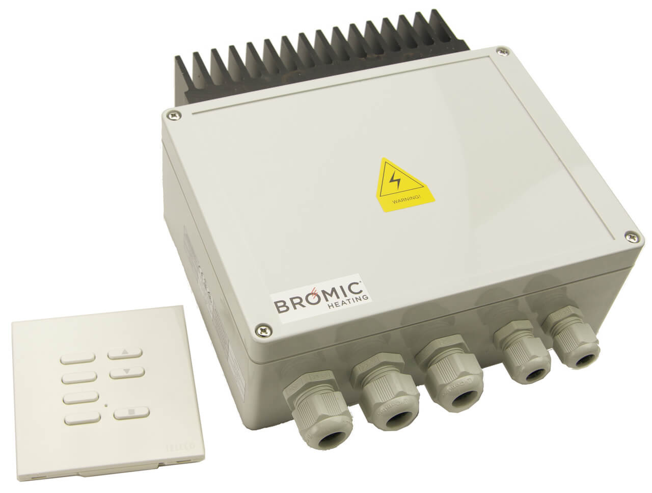 Bromic Heating Wireless Dimmer Controller. Includes Transmitter