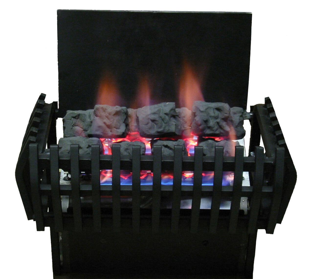 CoalFire by Rasmussen Gas Logs, Classic Basket