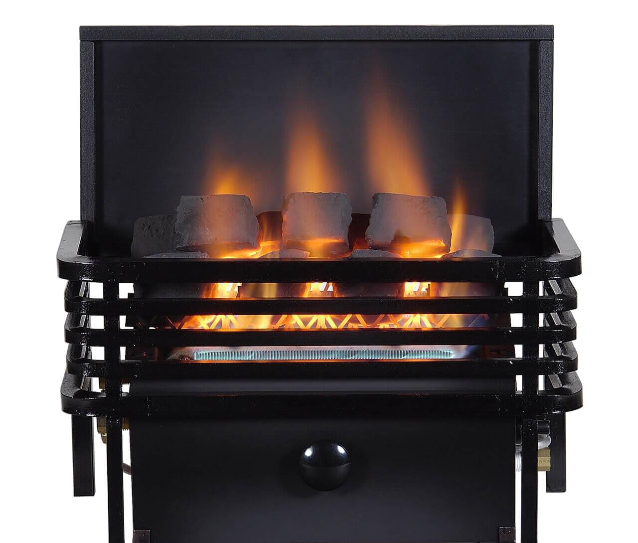 CoalFire by Rasmussen Gas Logs, ModerneBasket
