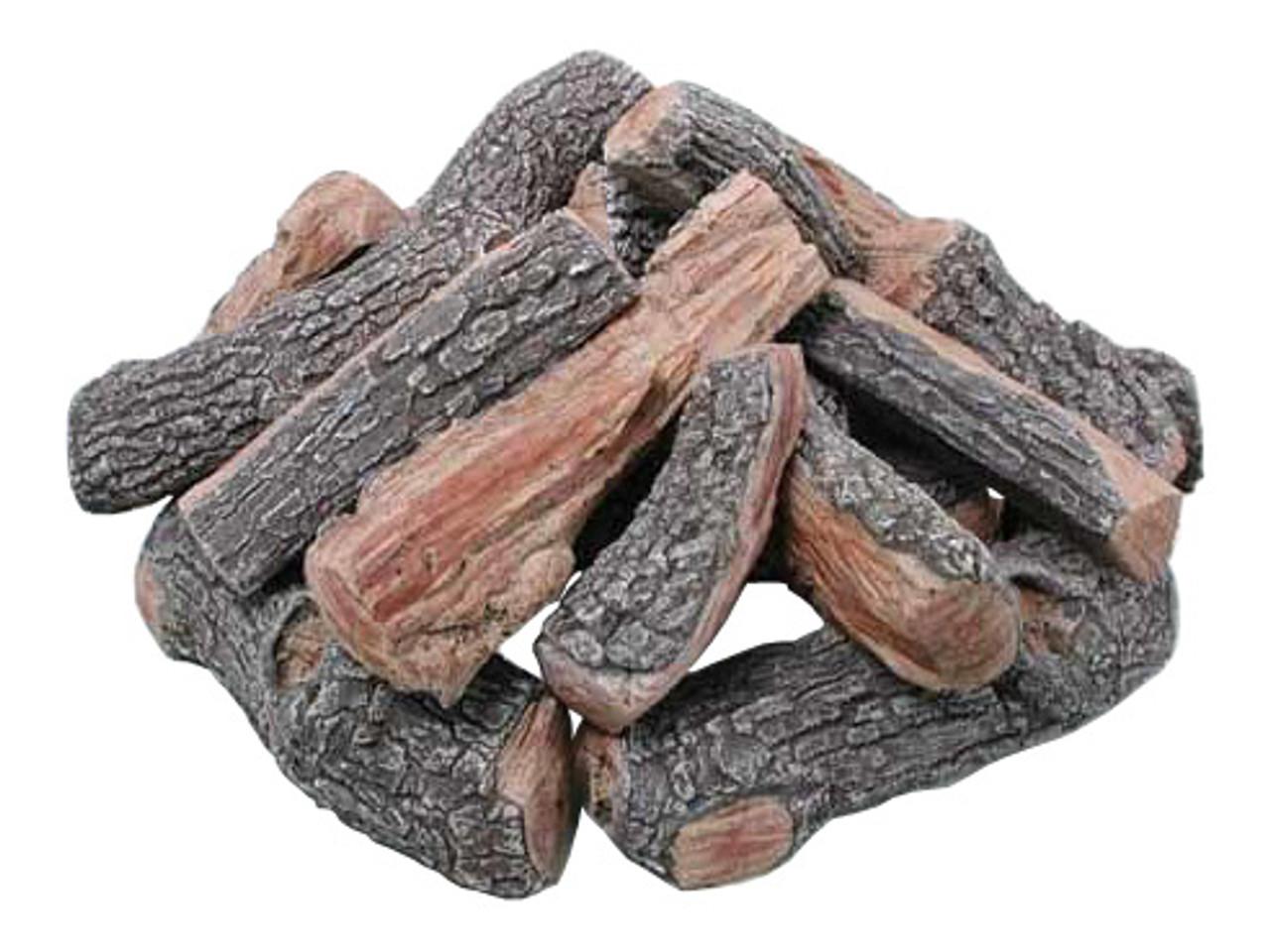 FP30BR Rasmussen Fire Pit Bark/Split Logs