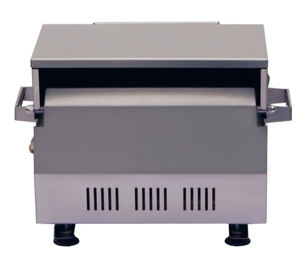 Refurbished Demo Grill, Solaire AllAbout, back hood down