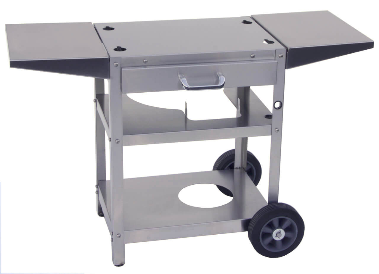 Cart for Solaire AllAbout Double Infrared Grill
