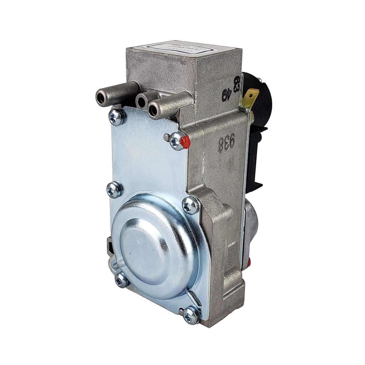 Bromic gas valve plate view