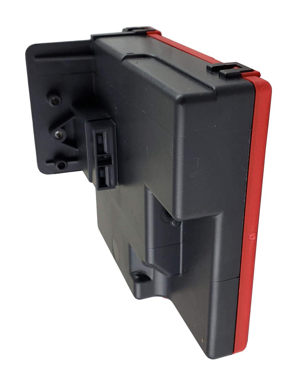 Bromic PCB control port view