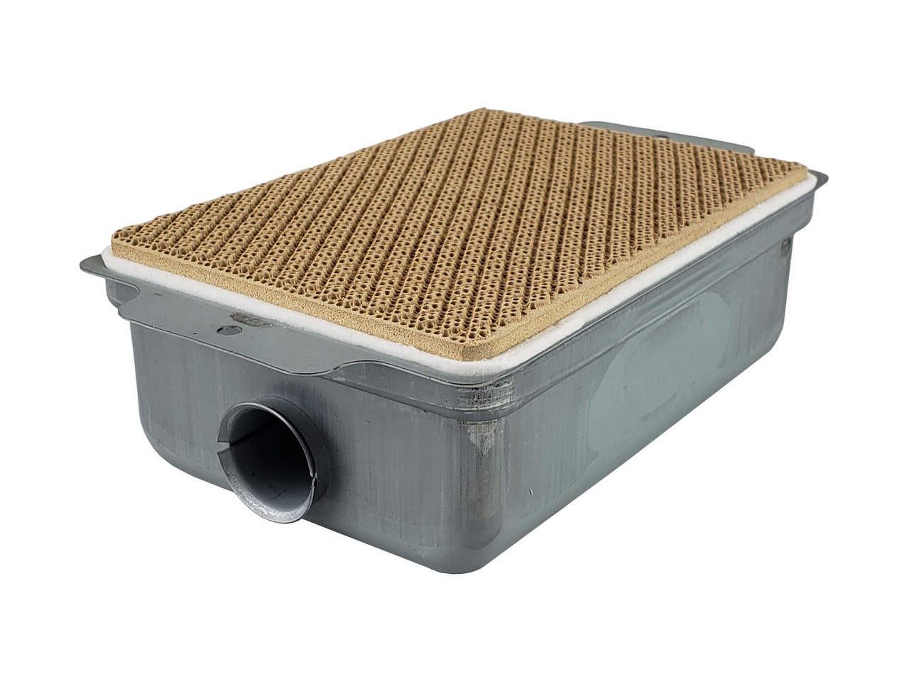 Bromic  patio heater burner front
