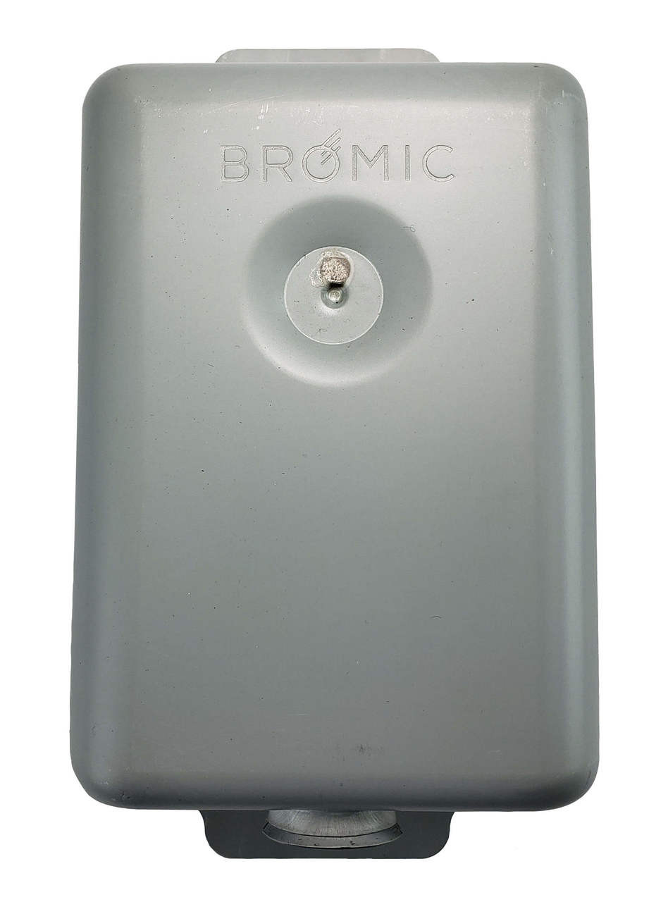 Bromic burner bottom