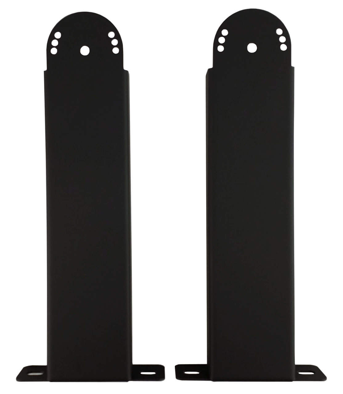 Bromic long mounting bracket pair for black tungsten electric heaters