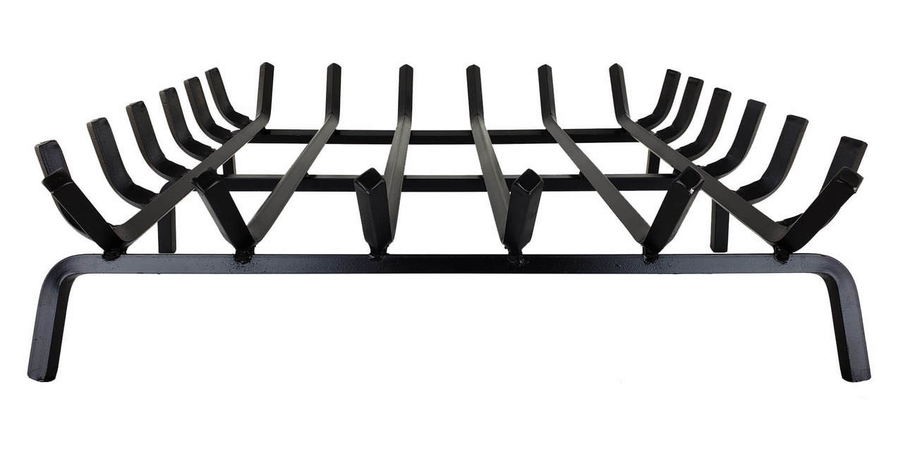 Ramussen Custom Double Face Square Grate front view
