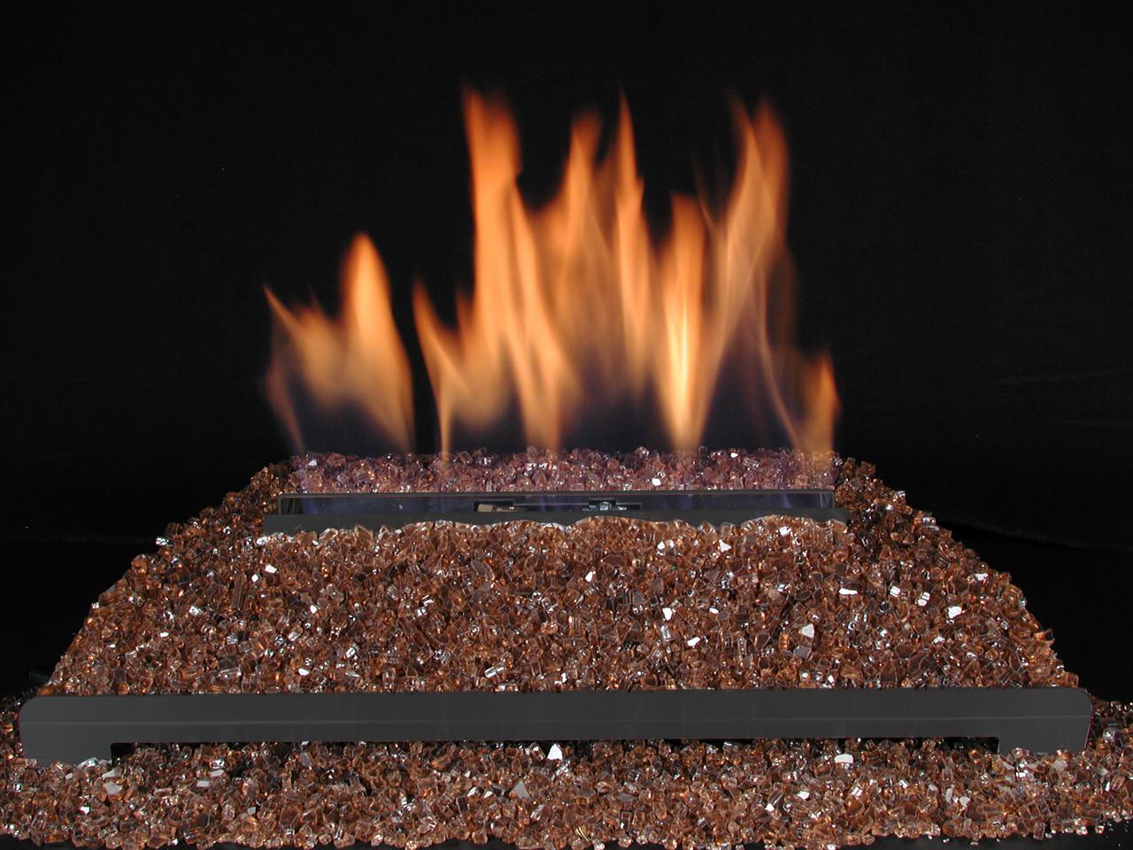 Alterna FireGlitter Copper Glass