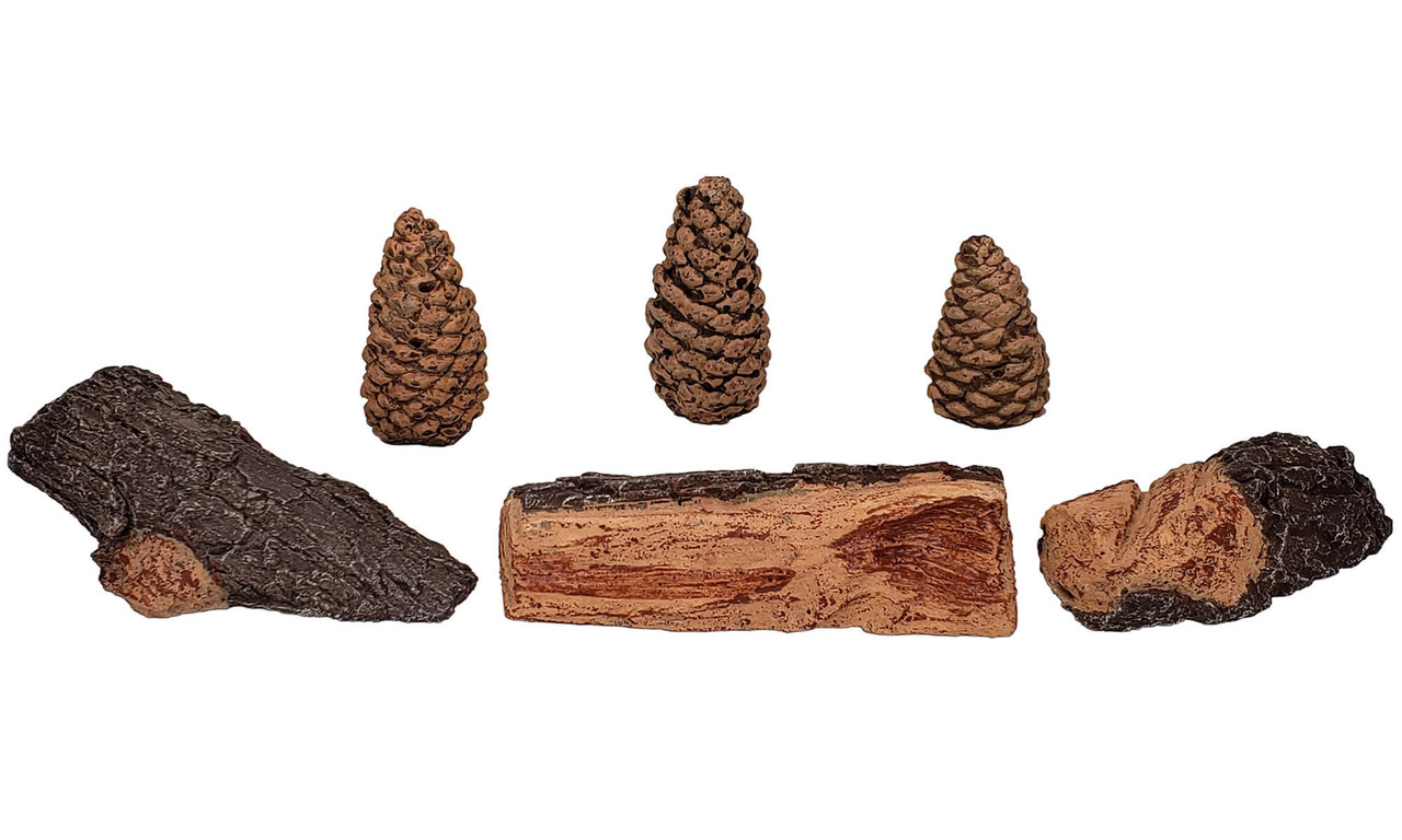 Rasmussen Chunk and Pine Cone Pack