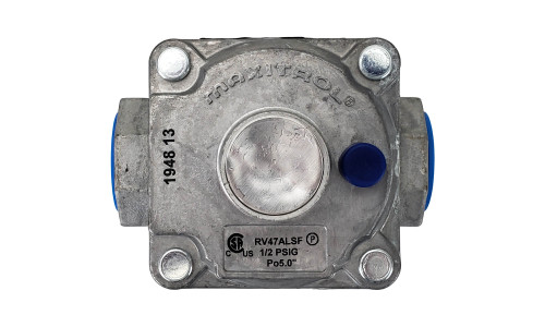 "Appliance Pressure Regulator for 5.0"" Water Column Pressure, Item #R1-5.0"