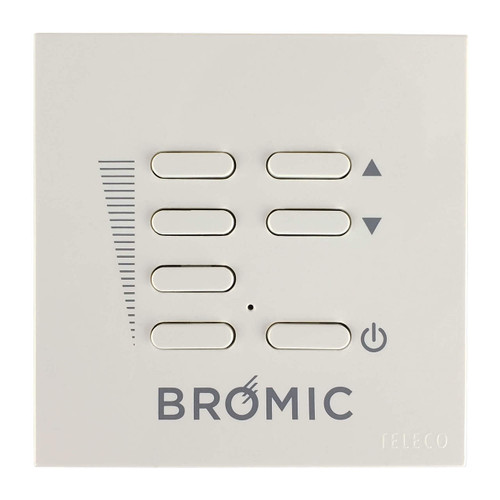 Replacement Remote for Bromic Dimmer Controls, Item #BH3130026