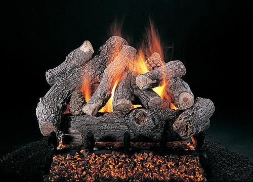 Rasmussen Bonfire Gas Log Set