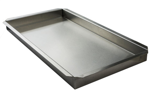 """BBQ Tray for 30"""", 36"""", 42"""" and 56"""" Solaire Grills, Front View"""