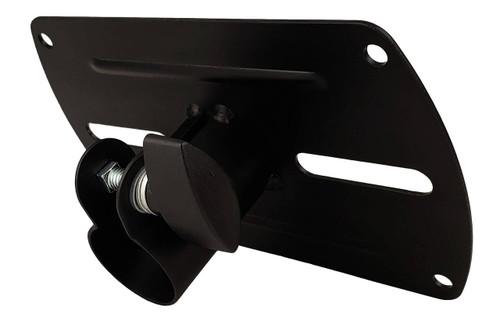 Tripod mounting bracket, Front View