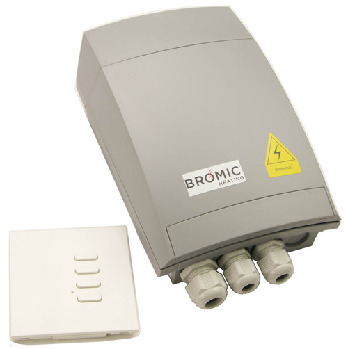 Bromic Wireless On/Off Remote Control System. Includes Remote Transmitter.