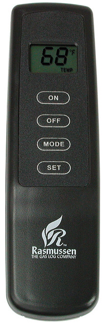 Rasmussen On/Off Remote with Thermostat, Item #THR-2R