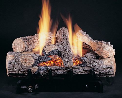 C7 Chillbuster Evening Embers by Rasmussen Gas Logs