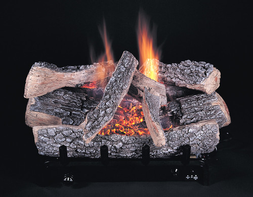 C5 Chillbuster Evening Embers by Rasmussen Gas Logs