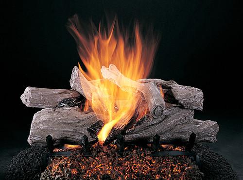 Evening Campfire by Rasmussen Gas Logs