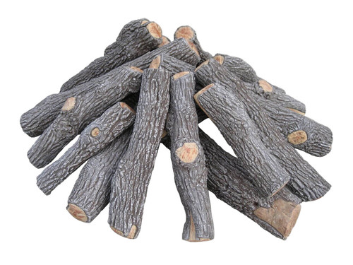 FP64B Rasmussen Fire Pit Bark/Split Logs