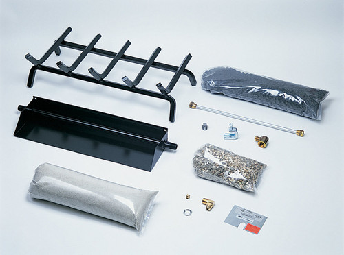 FH Burner and Grate Included parts