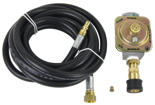 Natural Gas Conversion Kit for Solaire AllAbout Single Burner, Item #SOL-AA12NGC