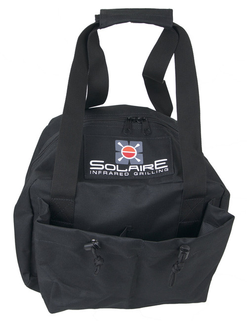 Carrying Bag for Solaire Mini Infrared Grill, Front view